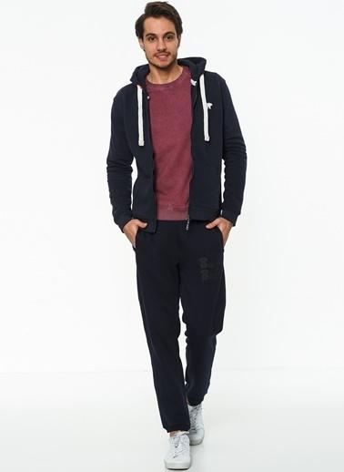 Kapüşonlu Polar Sweatshirt-Bad Bear